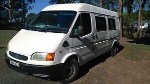 1999 Ford Transit Van/Minivan Coffs Harbour Coffs Harbour City Preview