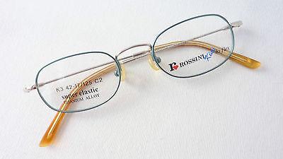 Rossini Jungen Brille Kinderbrille Brillengestell Neuware Brillenrahmen size K