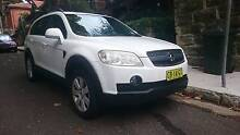 2007 Holden Captiva Wagon - All Leather, 7 Seater Luxury Model North Sydney North Sydney Area Preview