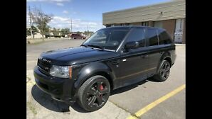 2010 Range Rover Sport Supercharged. Certified. $21,850