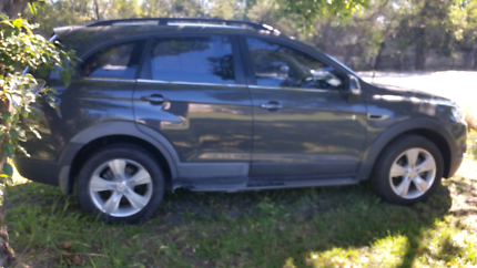 Holden Captiva cg series 2 differential diff wrecking