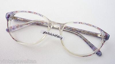 Frauen Gestell Rahmen Marken Fassung günstig Kunststoff dezent Brille Grösse M