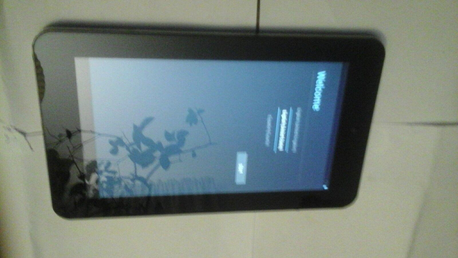 HP Slate 7 Tablet 8GB Gray 2800 Used