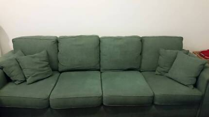 4 Seater and 2 Seater Couch Mawson Lakes Salisbury Area Preview