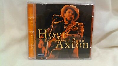 Hoyt Axton Lonesome Road 2000 Audio Book & Music Company                  - Lonesome Road Music Book