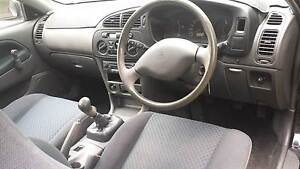 2002 Mitsubishi Lancer Coupe Two Wells Mallala Area Preview