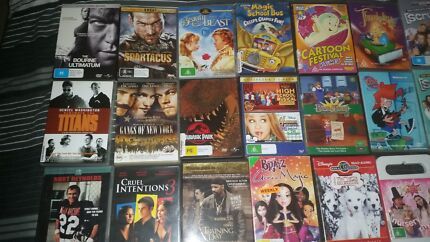 Bulk DVDs for everyone♡ Dulwich Hill Marrickville Area Preview