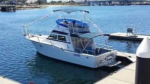 Aluminium Gamefishing / Cruising  Boat Hendon Charles Sturt Area Preview