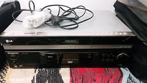 Panasonic dvd player + over 120 DVDs Baulkham Hills The Hills District Preview