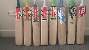 New Gray Nicholls kookaburra Spartan English willow cricket bats Mount Waverley Monash Area Preview