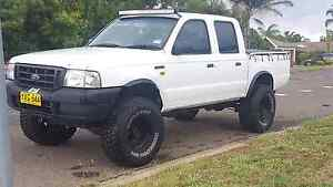 Lifted turbo diesel courier Tamworth Tamworth City Preview