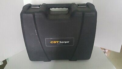 Cstberger Rl50hvck Horizontal Vertical Rotary Laser Kit W Hardcase