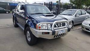 2010 Nissan Navara ST-R Ute 4X4 TURBO DIESEL DUEL CAB Williamstown North Hobsons Bay Area Preview