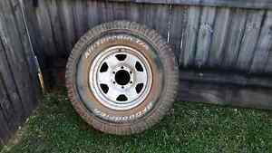 16 inch Nissan wheel Brinsmead Cairns City Preview