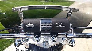 KICKSTART BLUETOOTH MOTORCYCLE STEREO SPEAKER W/  1.25