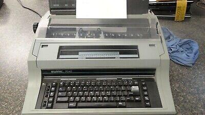 Swintec 7040 Typewriter- Electric- Tested-