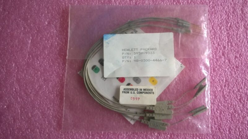 NEW Hewlett Packard 5959-9333 logic analyzer probe leads