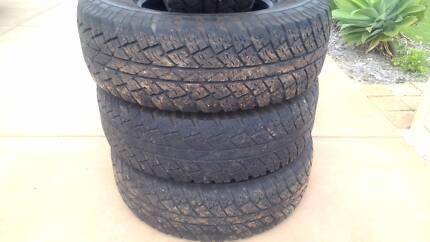 4 4x4 tyres Beldon Joondalup Area Preview