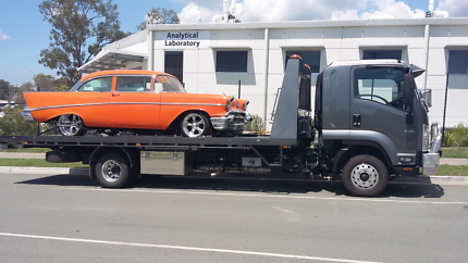 Tow truck, eftpos, competitive prices  from $66.00, tow