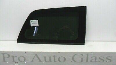 For 2009-2012 Volkswagen Routan Mini Van Rear Right Quarter Glass Window