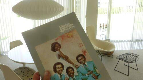GLADYS KNIGHT & THE PIPS 1975 PROGRAM