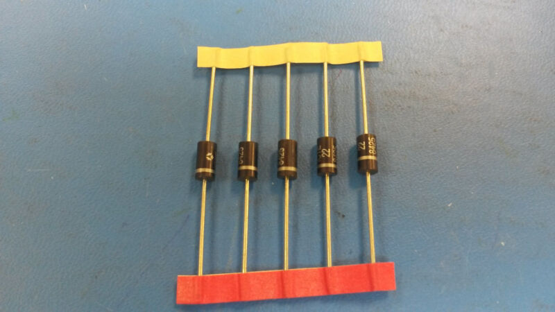 (5 PCS) ICTE22 THOPMSON CSF TVS Diodes - Transient Voltage Suppressors