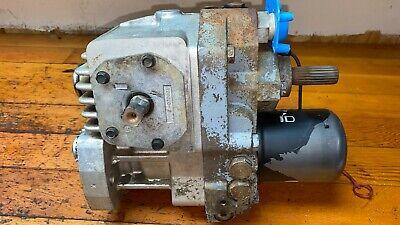 Hydrostatic Transmission John Deere 655 Am118961  Tl