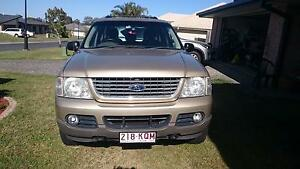 2002 Ford Explorer Wagon Morayfield Caboolture Area Preview