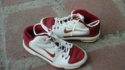 42ab411f43542f Nike Air Battlegrounds Size 10 Shoes Cleveland Cavaliers