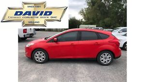 2012 Ford Focus SE HATCH/ LOADED/ KEYLESS/ AC/ AS-TRADED!!