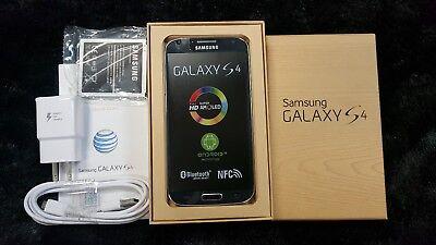 Brand New Samsung Galaxy S4 SGH-I337 16GB Black (AT&T) GSM Unlocked LCD SHADOW