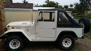 1973 Toyota LandCruiser Convertible Bundall Gold Coast City Preview