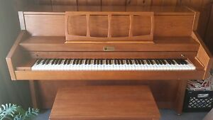 Beautiful Lesage Apartment Size Piano