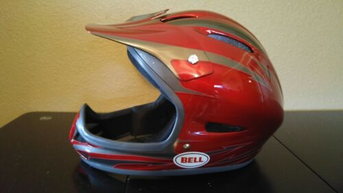 NEW Bell Bellistic Full Face Cycling Helmet Large 59-61cm Re