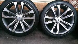 "2016 FORD 18"" Rims and Tyres 245/40R18 Dandenong South Greater Dandenong Preview"