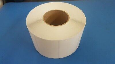 White Thermal Transfer Paper Label 3 Core 2200 Label Roll Tt400250p