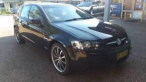 2010 Holden Commodore Omega VE MY10 Sport Wagon - 3.0L V6 SIDI Waratah Newcastle Area Preview