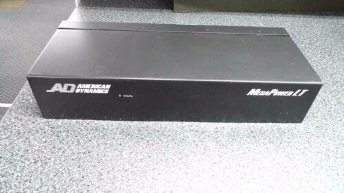 AMERICAN DYNAMICS MEGAPOWER LT ADMPLT32 MATRIX SWITCHER/CONTROLLER 32 INPUTS