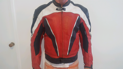 AGV SPORT leather jacket