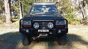 1997 Toyota LandCruiser Wagon Chatswood Willoughby Area Preview