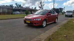 2009 MITSUBISHI LANCER PLATINUM ☆☆QUICK SELL☆☆ Rooty Hill Blacktown Area Preview