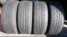 215 55 R17 dunlop tyres Roxburgh Park Hume Area Preview