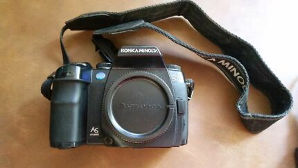 Konica Minolta Maxxum 5d 6.1MP with accessories Coconut Grove Darwin City Preview
