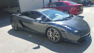 2008 Lamborghini Gallardo Base Coupe 2-Door 2008 Lamborghini Gallardo Coupe NEW PRICE KEVLAR CLUTCH/ 30K SERVICE/  WONT LAST