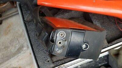 Metrotech Vivax 810dx Kit Receiver Transmitter Hard Case
