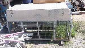 Dog cage for sale Byfield Yeppoon Area Preview