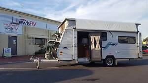 2012 Coromal Magnum 17' poptop single beds Guildford Swan Area Preview