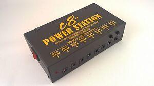 C8 Power Supply, technischen Daten wie das Voodoo Lab Pedal Power 2 plus
