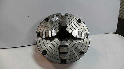 Pratt Burnerd 250 Mm 9 12 4 Jaw Chuck 9500 02501