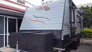 2014 ON THE MOVE OFF ROADER SOLAR ENSUITE WITH WASHING MACHINE Pialba Fraser Coast Preview